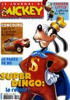 Cover for Le Journal de Mickey (Disney Hachette Presse, 1952 series) #2788