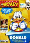 Cover for Le Journal de Mickey (Disney Hachette Presse, 1952 series) #2774