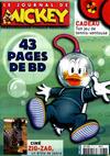 Cover for Le Journal de Mickey (Disney Hachette Presse, 1952 series) #2771