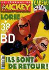 Cover for Le Journal de Mickey (Disney Hachette Presse, 1952 series) #2762
