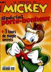 Cover for Le Journal de Mickey (Hachette, 1952 series) #2492
