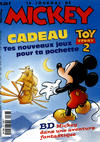 Cover for Le Journal de Mickey (Hachette, 1952 series) #2487