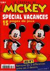 Cover for Le Journal de Mickey (Hachette, 1952 series) #2472