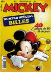 Cover for Le Journal de Mickey (Hachette, 1952 series) #2458