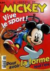 Cover for Le Journal de Mickey (Hachette, 1952 series) #2453