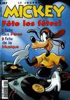 Cover for Le Journal de Mickey (Hachette, 1952 series) #2452