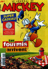Cover for Le Journal de Mickey (Hachette, 1952 series) #2445