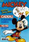 Cover for Le Journal de Mickey (Hachette, 1952 series) #2444