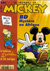 Cover for Le Journal de Mickey (Hachette, 1952 series) #2436