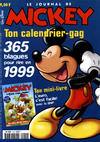 Cover for Le Journal de Mickey (Hachette, 1952 series) #2429