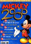 Cover for Le Journal de Mickey (Hachette, 1952 series) #2479-2480