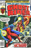 Cover for Ghost Rider (Marvel, 1973 series) #26 [35¢]