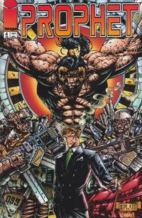 Cover Thumbnail for Prophet (Image, 1993 series) #4 [Platt Cover]