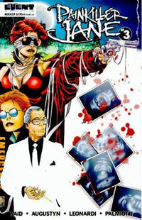 Cover Thumbnail for Painkiller Jane (Event Comics, 1997 series) #3 [Quesada Cover]