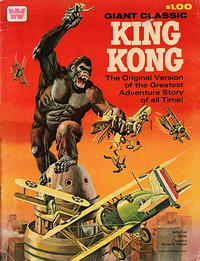Cover Thumbnail for King Kong (Western, 1976 series) #11229