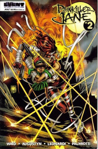 Cover Thumbnail for Painkiller Jane (Event Comics, 1997 series) #2 [Quesada Cover]