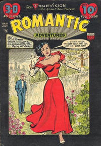 Cover Thumbnail for Romantic Adventures (American Comics Group, 1949 series) #47