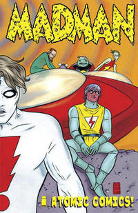 Cover Thumbnail for Madman Atomic Comics (Image, 2007 series) #8