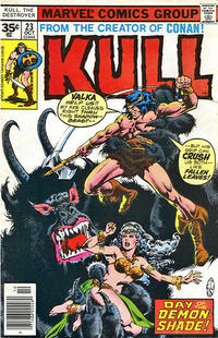 Cover Thumbnail for Kull the Destroyer (Marvel, 1973 series) #23 [35c Variant]