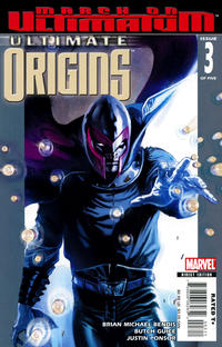Cover Thumbnail for Ultimate Origins (Marvel, 2008 series) #3
