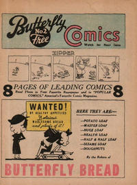 Cover Thumbnail for Butterfly Comics (Dell, 1936 series) #2