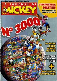 Cover Thumbnail for Le Journal de Mickey (Hachette, 1952 series) #3000