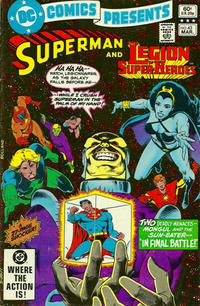 Cover Thumbnail for DC Comics Presents (DC, 1978 series) #43 [Direct]