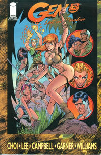 Cover Thumbnail for Gen 13 Lost In Paradise (Image, 1996 series)