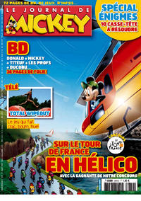 Cover Thumbnail for Le Journal de Mickey (Disney Hachette Presse, 1952 series) #2979