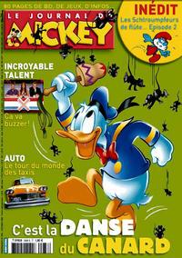 Cover Thumbnail for Le Journal de Mickey (Disney Hachette Presse, 1952 series) #2938