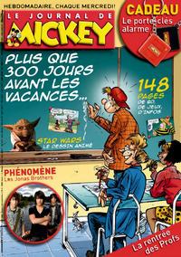 Cover Thumbnail for Le Journal de Mickey (Disney Hachette Presse, 1952 series) #2932-2933