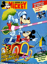 Cover Thumbnail for Le Journal de Mickey (Disney Hachette Presse, 1952 series) #1783