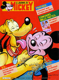 Cover Thumbnail for Le Journal de Mickey (Hachette, 1952 series) #1789