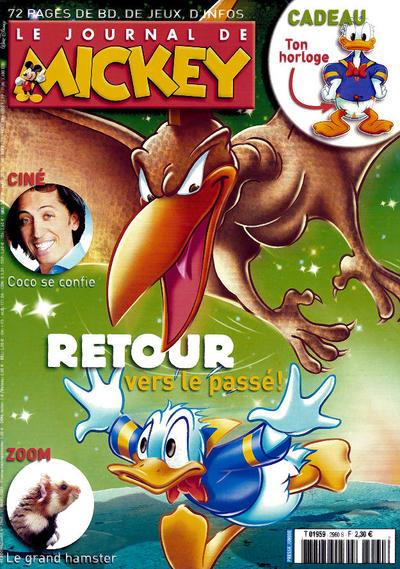 Cover for Le Journal de Mickey (Disney Hachette Presse, 1952 series) #2960