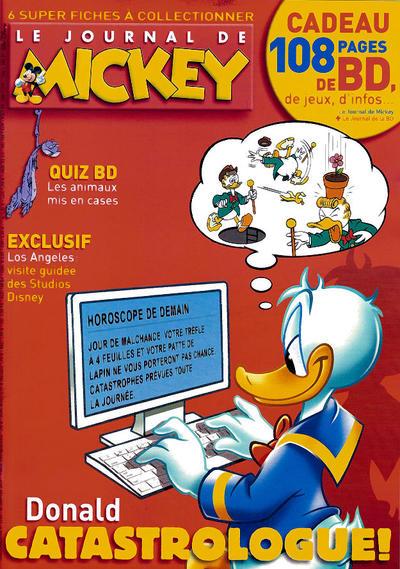 Cover for Le Journal de Mickey (Disney Hachette Presse, 1952 series) #2954