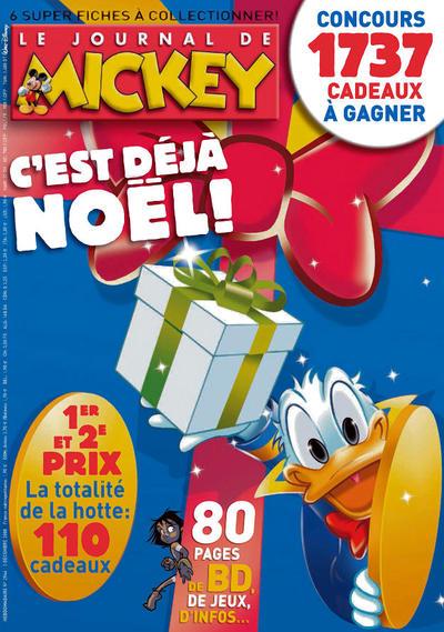 Cover for Le Journal de Mickey (Hachette, 1952 series) #2946