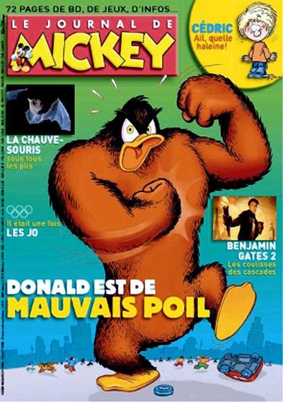 Cover for Le Journal de Mickey (Disney Hachette Presse, 1952 series) #2930