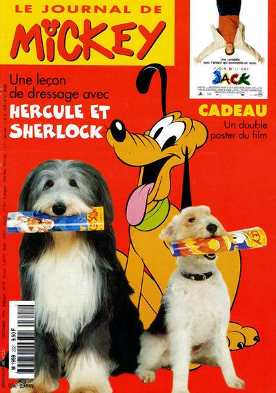 Cover for Le Journal de Mickey (Hachette, 1952 series) #2321