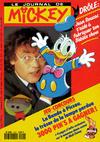 Cover for Le Journal de Mickey (Disney Hachette Presse, 1952 series) #2042