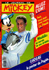 Cover for Le Journal de Mickey (Disney Hachette Presse, 1952 series) #2031