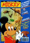 Cover for Le Journal de Mickey (Disney Hachette Presse, 1952 series) #2029