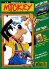 Cover for Le Journal de Mickey (Disney Hachette Presse, 1952 series) #2027