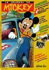 Cover for Le Journal de Mickey (Disney Hachette Presse, 1952 series) #2022