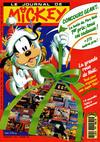 Cover for Le Journal de Mickey (Disney Hachette Presse, 1952 series) #2008