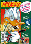 Cover for Le Journal de Mickey (Disney Hachette Presse, 1952 series) #2001