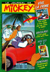 Cover for Le Journal de Mickey (Disney Hachette Presse, 1952 series) #1992