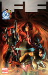 Cover Thumbnail for FF (2011 series) #1 [FF Anniversary Variant]