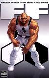 Cover for FF (Marvel, 2011 series) #1 [Djurdjevic Gatefold Variant]