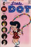 Cover for Little Dot (Harvey, 1953 series) #153