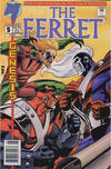 Cover Thumbnail for The Ferret (1993 series) #5 [Newsstand Edition]
